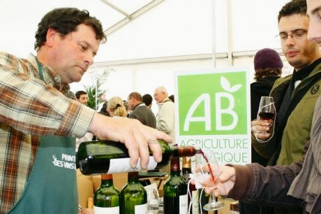 dégustation de vins biologiques du Pouyau de Boisset