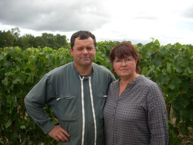 Patricia et Paul BEUNARD